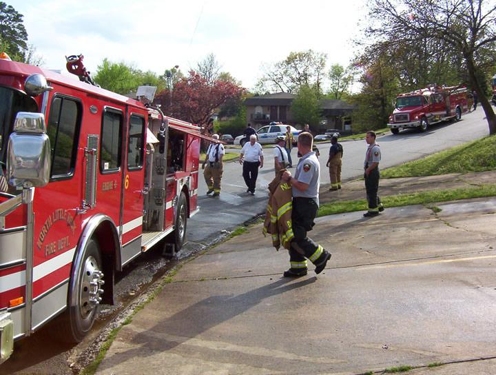 North Little Rock Fire Department Unofficial Website